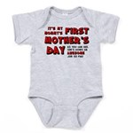 Mommy's First Mother's Day Body Suit