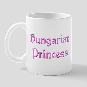 Hungarian Princess Mug