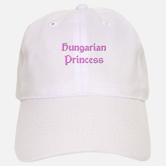 Hungarian Princess Baseball Baseball Cap