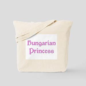 Hungarian Princess Tote Bag