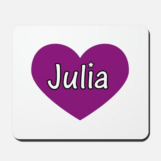 Julia Mousepad