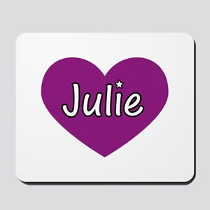 Julie Mousepad