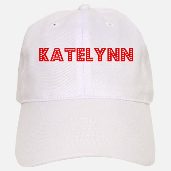 Retro Katelynn (Red) Baseball Baseball Cap