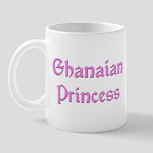 Ghanaian Princess Mug