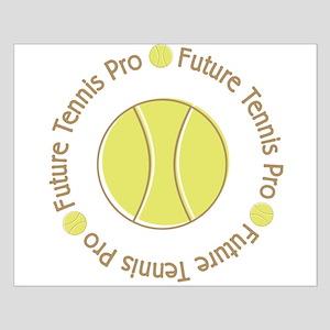 Future Tennis Pro Small Poster
