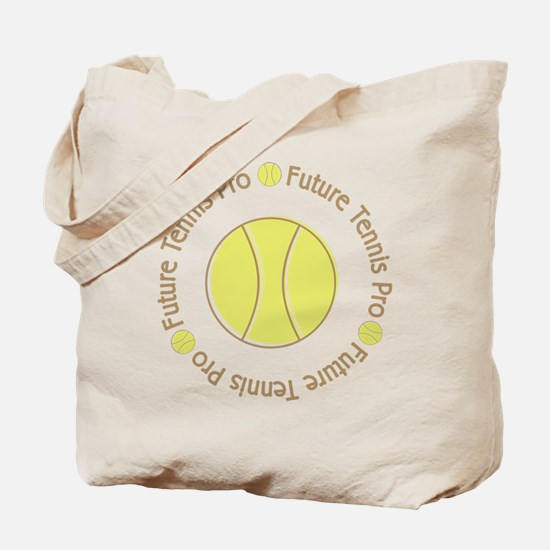 Future Tennis Pro Tote Bag