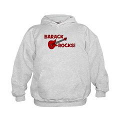BARACK ROCKS! Hoodie