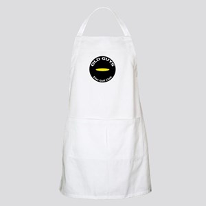 Old Guys Disc Golf Club Light Apron