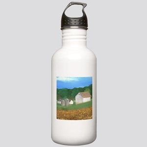 White Barn Stainless Water Bottle 1.0L