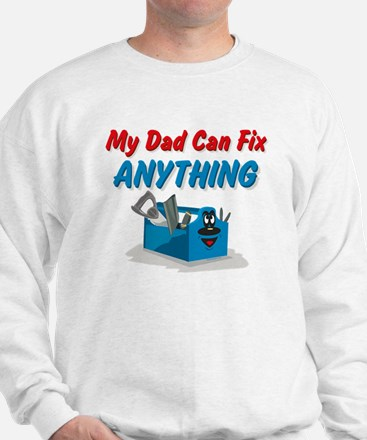 Fix Anything Dad Sweatshirt