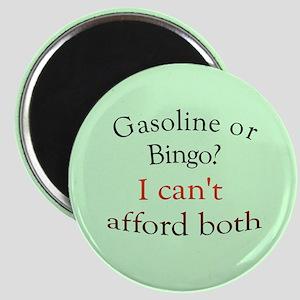 gas or bingo Magnet