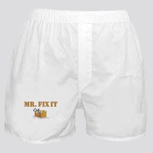 Mr. Fix-It 2 Boxer Shorts
