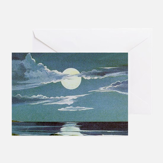 Pacific Moon Greeting Cards (Pk of 10)