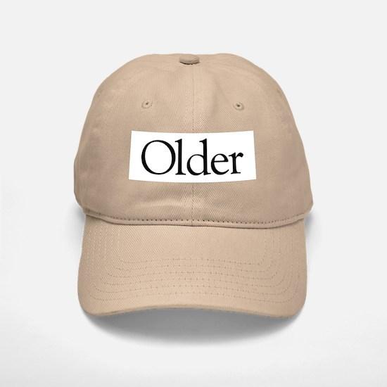 Older (middle child) Baseball Baseball Cap
