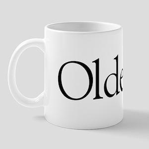 Older (middle child) Mug
