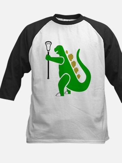 Lacrosse Laxasaurus 1 Kids Baseball Jersey