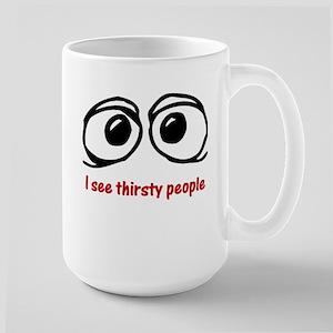 Bartender Large Mug