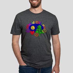 World Citizen Mens Tri-blend T-Shirt