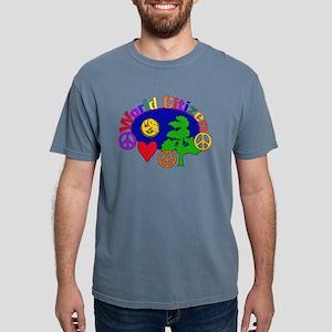 World Citizen Mens Comfort Colors Shirt