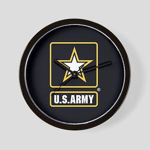 U.S. Army Logo Wall Clock