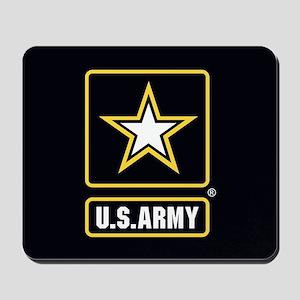 U.S. Army Logo Mousepad