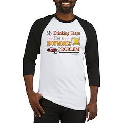 Drinking Team Baseball Jersey