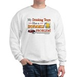 Drinking Team Sweatshirt
