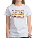 Drinking Team Women's T-Shirt