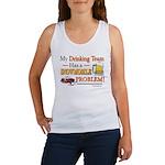 Drinking Team Women's Tank Top