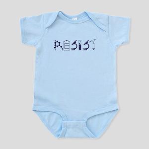 RESIST Political fiction Body Suit