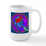 House Finch Large Mug