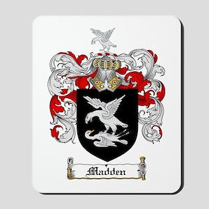 Madden Family Crest Mousepad