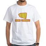 SNL More Cowbell White T-Shirt