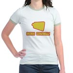 SNL More Cowbell Jr. Ringer T-Shirt