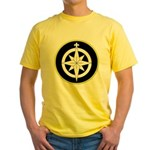 Northshield Populace Yellow T-Shirt