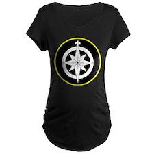 Northshield Populace Maternity Dark T-Shirt