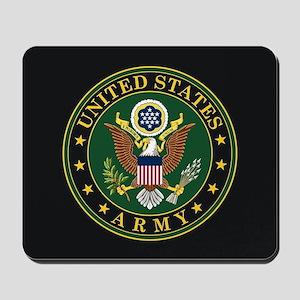 U.S. Army Emblem Mousepad