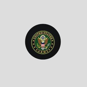 U.S. Army Emblem Mini Button