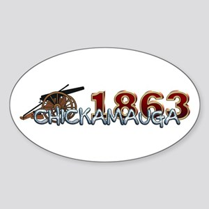 ABH Chickamauga Sticker (Oval)