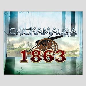 ABH Chickamauga Small Poster