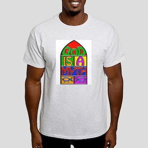 God Is A Myth Tagless T-Shirt (G)