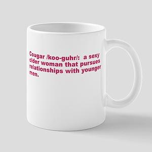 COUGAR DEFINITION SHIRT T-SHI Mug