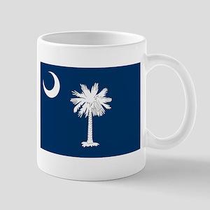 """South Carolina State Flag"" Mug"