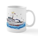 northwestern 11 oz Ceramic Mug