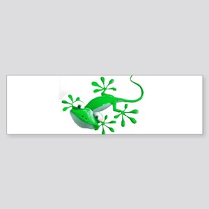 Gecko Bumper Sticker