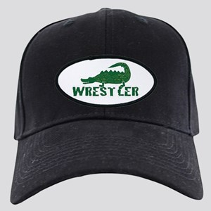 Alligator Wrestler Black Cap