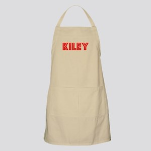 Retro Kiley (Red) BBQ Apron