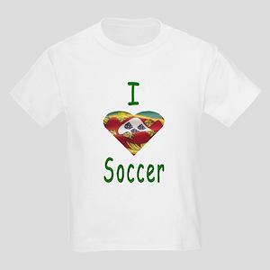 I love Soccer Kids Light T-Shirt