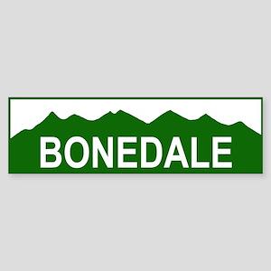 BONEDALE Bumper Sticker (50 pk)