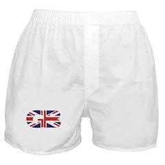 Great Britain (UK GB & NI) Boxer Shorts